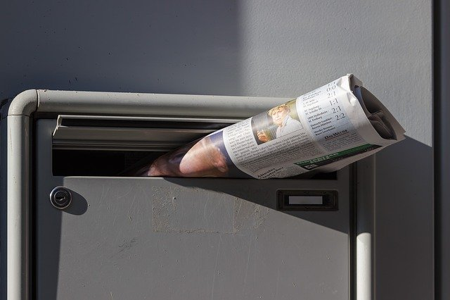 This image has an empty alt attribute; its file name is newspaper-1746350_640.jpg