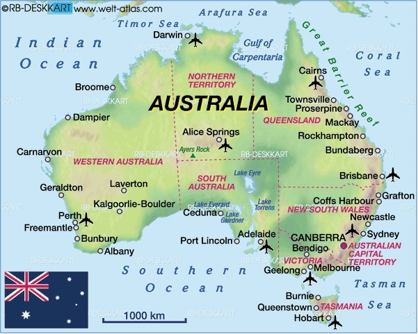 This image has an empty alt attribute; its file name is Australia-map.jpg